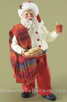 Hot Tamales | Santa Claus Figurines and Hand Carved Wooden Santas