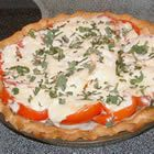 Fresh Tomato Pie- I've made this recipe several times and everyone always asks how I made it! So simple and taste like pizza! Veggie Recipes, Great Recipes, Cooking Recipes, Healthy Recipes, Tomato Pie Recipes, Side Recipes, Delicious Recipes, Beef Recipes, Easy Recipes