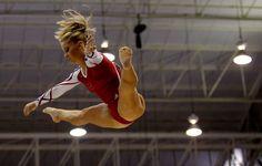 Shawn Johnson, Gymnastics