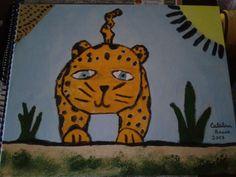 Pintura de leopardo :)