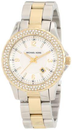 Michael Kors Women's MK5584 Madison Two Tone Watch: Watches: Amazon.com