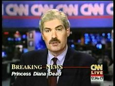 August 31, 1997 | CNN Breaking News: Princess Diana's Death 8/31/97 | Part 1