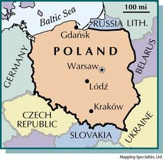 Someday soon I'd like to visit Poland..