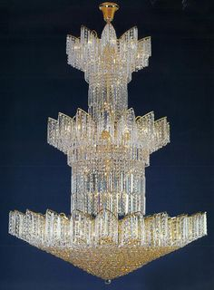 H906-WL61519-1800KG By Empire Crystal-Chandelier