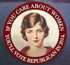 """""""If you care about our country... Our freedoms or our military.... U'll vote conversative FOREVER!  Dems keep women poor to get their vote"""""""