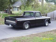 '66 Dodge Long Bed