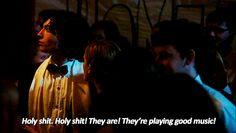Ezra Miller as Patrick in Perks of Being a Wallflower