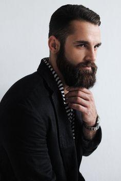 The perfect beard