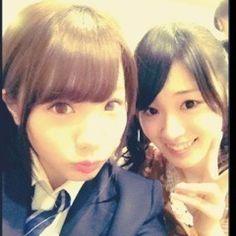 乃木坂46 (nogizaka46) Noujo Ami (能條愛未) Takayama Kazumi (高山一実)