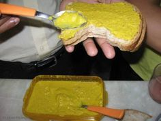 Receita de Patê de cenoura