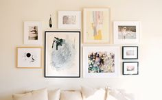 How To: A Gallery Wall With How You Glow – Tappan Collective