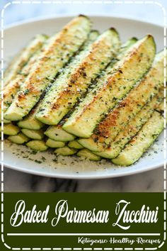 Baked Parmesan Zucchini - Crisp, tender zucchini sticks oven-roasted to perfection. It's healthy, nutritious and completely addictive! Great way for using our garden zucchini! Zucchini Sticks, Bake Zucchini, Zucchini Fries, Zucchini Cookies, Zucchini Bread, Oven Roasted Zucchini, Baked Parmesan Zuchinni, Zucchini On The Grill, Zuchinni Chips