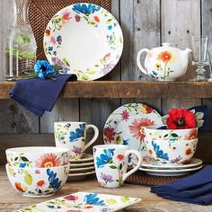 anthropologie dishes home