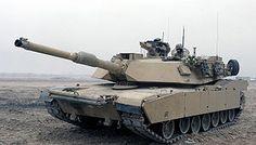 m1 abrams   M1A1 im Irak-Krieg