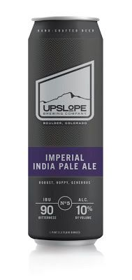 Upslope Imperial India Pale Ale 19.2oz can