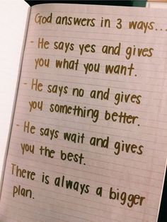 Quotes god is good wisdom 42 Ideas for 2019 Bible Verses Quotes, Jesus Quotes, Bible Scriptures, Faith Quotes, True Quotes, Qoutes, Bibel Journal, Bible Notes, Quotes About God