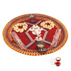 Crafted Designer Thali