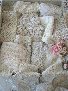 Beautiful old lace