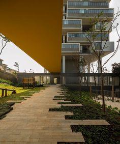 Isay Weinfeld 360º Building | Sao Paulo - Brazil © Fernando Guerra, FG+SG Architectural Photography