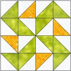 "GO! Yankee Puzzle No. 1 12"" Block Pattern (PQ10495)"