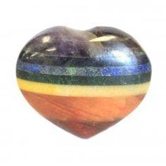 AW-Geschenke ist stolz Ihnen diese neuen Chakra Steine zu präsentieren. In diesem Sortiment haben Sie die Auswahl zwischen (Chakra Kugeln, Eier, Herzen, Palm Steine, Pyramieden und Heil Stäbe). Jeder einzelne Chakra Stein wird in Indien Handgefertigt und alle 7 Farben sind in jedem einzelnen Stein vertreten.
