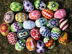 veľkonočné vajíčka 1