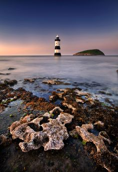 *Penmon Point on the isle of Anglesey in Wales