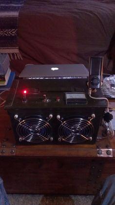 DIY Ammo Can Speaker