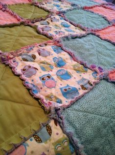 I have recently made two rag quilts and I wanted to share the tutorials that I used.  Both were excellent and had great pictures and instructions.  If you are a beginner then these tutorials are for you!    For a square patchwork rag quilt use this great tutorial from Imperfect Homemaking. Click here to see my rag quilt I made using her tutorial: This is a great strip rag quilt tutorial.  This is much easier than …