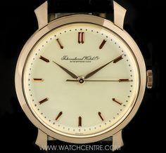 IWC 18K ROSE GOLD SILVER DIAL FANCY LUGS VINTAGE GENTS DRESS WATCH   http://www.watchcentre.com/product/iwc-18k-rose-gold-silver-dial-fancy-lugs-vintage-gents-dress-watch%C2%A0/4518