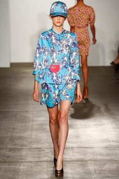 Karen Walker Spring 2012 Ready-to-Wear Fashion Show: Complete Collection - Style.com