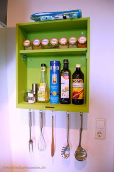 kitchen shelves  could make with a sturdy drawer