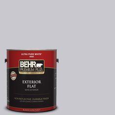 BEHR Premium Plus 1-gal. #ecc-62-1 Urban Gray