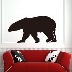 Find More Wall Stickers Information about Home Decor Water proof Chalkboard Wall Stickers for Kids Rooms Removable Polar Bear Shape Blackboard Sticker adesivo de parede,High Quality stickers insects,China sticker transfer Suppliers, Cheap sticker machine from Han's Wonderland on Aliexpress.com