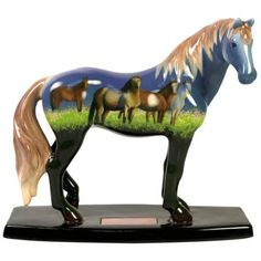 Horse Of A Different Color High Desert Family Mustang Horse $23.39