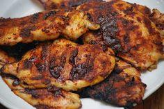 دجاج البابريكا الحار ~ 5 مقادير وبس