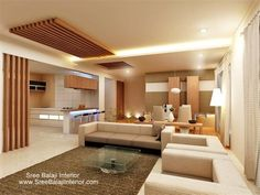 Here you will find photos of interior design ideas. Get inspired! Office Ceiling Design, Drawing Room Ceiling Design, Drawing Room Interior, Ceiling Design Living Room, Bedroom False Ceiling Design, False Ceiling Living Room, Bedroom Bed Design, Living Room Interior, Home Interior Design