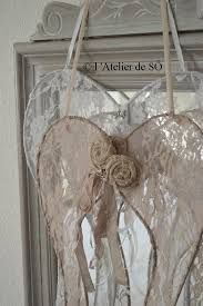 Image result for wire and lace angel wings tutorial