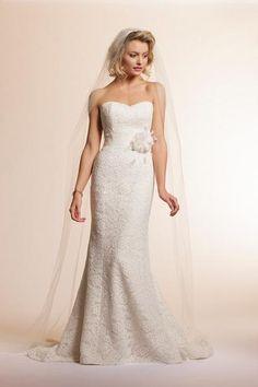 Amy Kuschel San Francisco - Lavender wedding gown