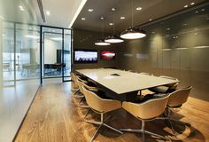 Philip Morris Office by Mimari Studio - Office Snapshots