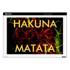 Customize Product Decal #we #love  For #17; Laptop #Decals #HAKUNAMATATA By #Achempong #HAKUNA #MATATA #gifts #Home #Department All #Products #Electronics   #Skins  #Computer  #Laptops Laptop-skins #Love #Lovely #Laptop #Skin ( #for #Mac & #PC )