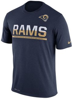 3cf2f6d19 Nike Men s Los Angeles Rams Team Practice T-Shirt Dallas Cowboys Shirts
