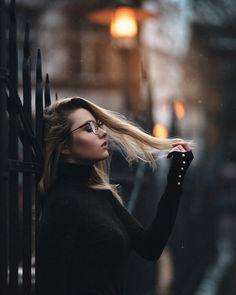 Stunning Female Portrait Photography by Kai Böttcher #art #photography #Portrait Photography