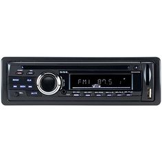 SSL SD445USA In-Dash Single-Din DVD/CD/USB/ SD/MP4/MP3 Gamer Receiver with Distant - http://onlinebusiness-rc.com/carstereo/ssl-sd445usa-in-dash-single-din-dvdcdusbsdmp4mp3-player-receiver-with-remote/