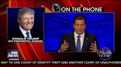 Donald Trump Interview: O'Reilly Factor 9/1/16