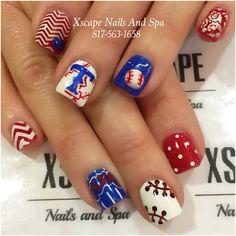 Texas ranger nails
