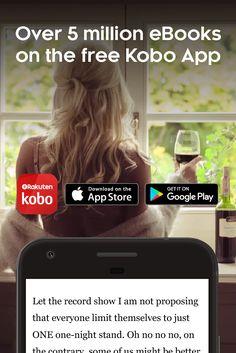 Over 5 million eBooks on the free Kobo App.