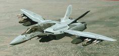 VF-0A Phoenix in flight!