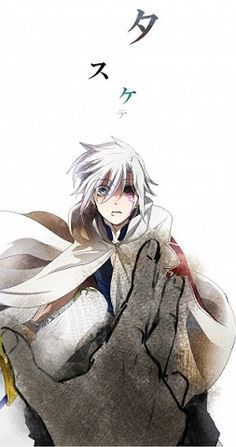 Allen Walker | D.Gray-Man | Credits to the owner of the picture, I don't own the pic.