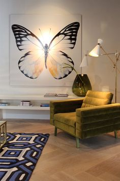 My exclusive interview with Dutch luxury interior designer Monique des Bouvrie /// read it on Interiorator.com!